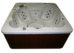 Coyote Spas Hot Tub Range by Coconut Bay Spas
